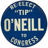 tip o'neill button